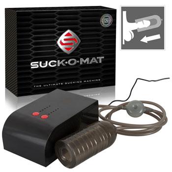 Suck-O-Mat - Blowjob machine